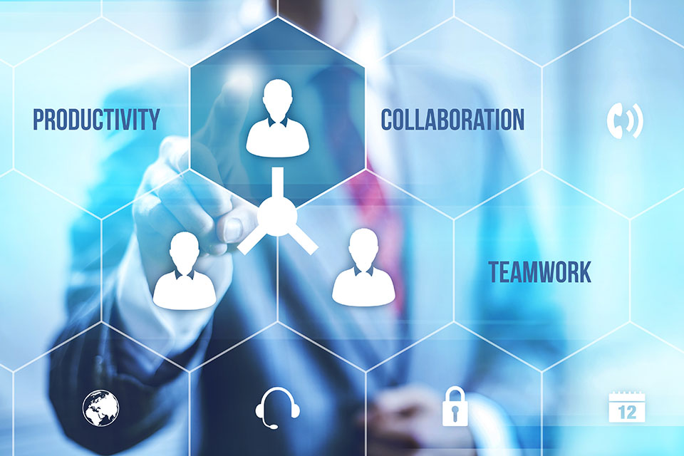 Business Collaboration Image